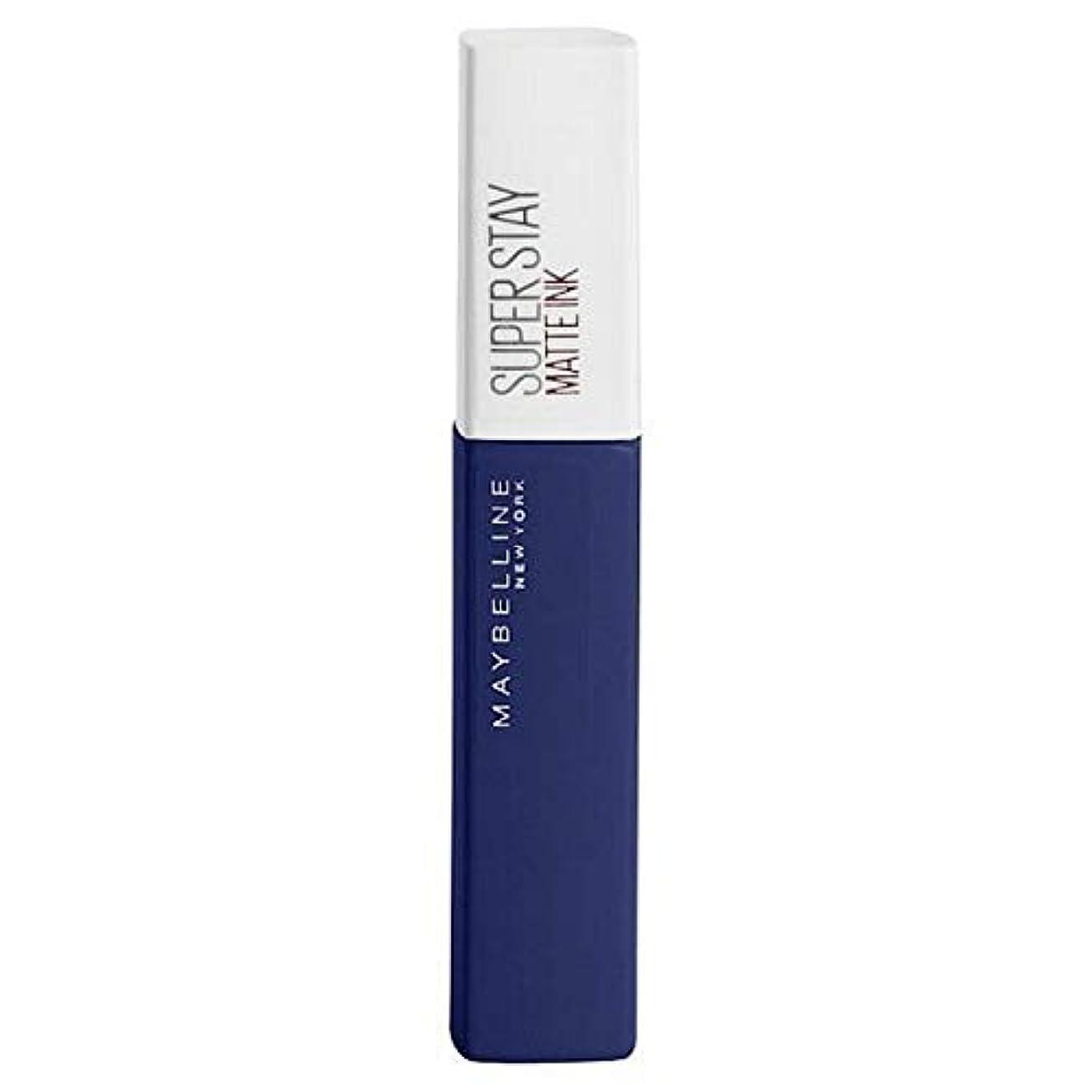 フラップ職業性交[Maybelline ] メイベリンSuperstayマットインク105エクスプローラ - Maybelline Superstay Matte Ink 105 Explorer [並行輸入品]