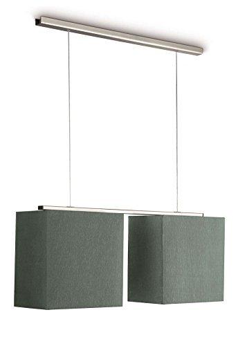 Philips myLiving, 372681716, vloerlamp CANO met 60 W, inclusief lampen, 1 lamp