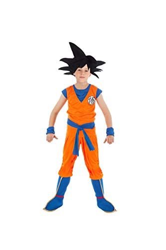 - Son Goku Dragon Ball Z Kostüme