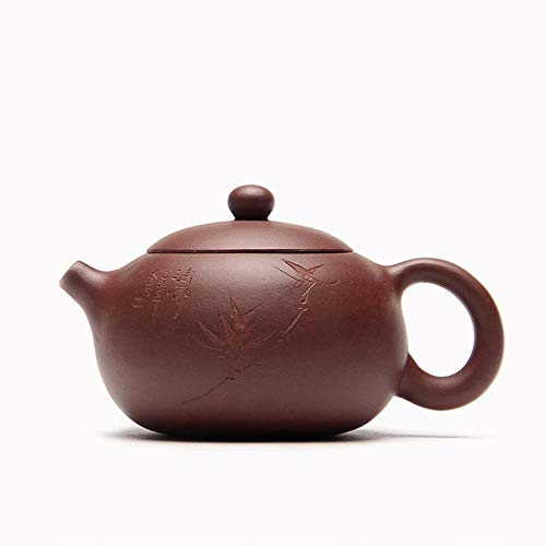 TOSISZ Chinese Yixing Teaware theepot handgemaakte pot snijmodder Xi Shi pot lila toon theepot theepot