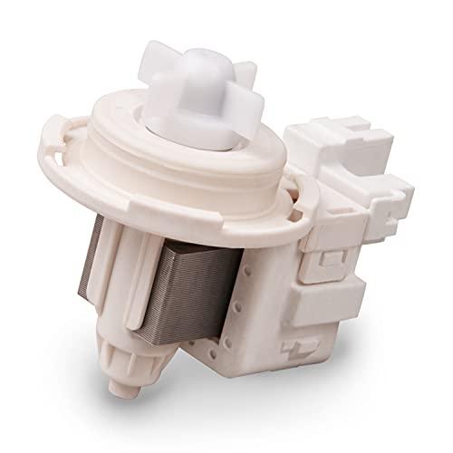 Magnet Laugenpumpe Ersatzteil für Miele Waschmaschine 5757930 5631692 30W mit Bajonettverschluss...