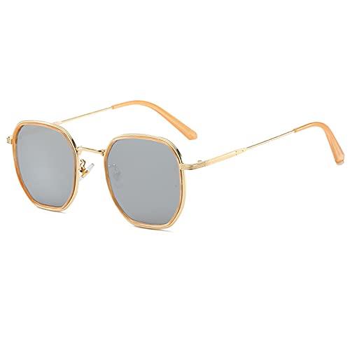 LUOXUEFEI Gafas De Sol Gafas De Sol Cuadradas Mujer Hombre Gafas De Sol Hombre Mujer Gafas