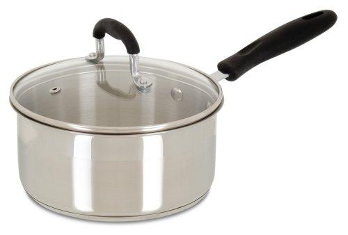 Sunbeam 2.5 Quart Stainless Steel Sauce Pan & Lid