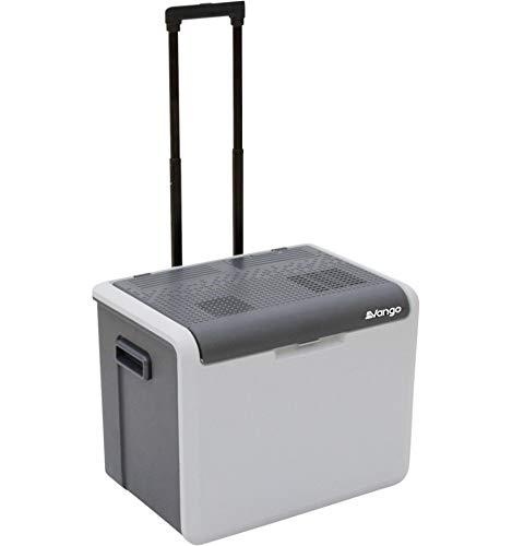 Vango Deep Grey E-Pinnacle 40 L Cool Box Ensuring You Supplies Are Kept...