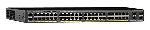 Cisco WS-C2960S-F24PS-L Catalyst 2960-Sf Switch (24 Fe, PoE, 370 Watt, 2x SFP, LAN Base)