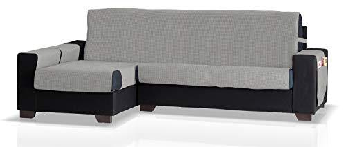 Bartali beschermer voor hoekbank met GEA ottomane links, grootte groot (275 cm.), kleur: grijs.