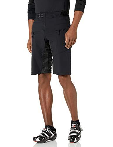 O'NEAL | Mountainbike-Radunterhose | MTB Mountainbike DH Downhill FR Freeride | Enganliegende Innenshorts, Mit Polster für mehr Komfort beim Fahren | Inner Shorts | Erwachsene | Schwarz | Größe 34/50