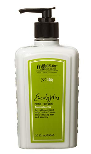 C.O. Bigelow Body Lotion, No. 1951 Eucalyptus