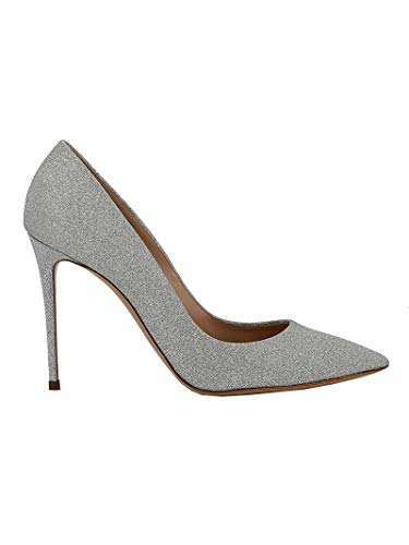 Casadei Luxury Fashion Damen 1F121D100SELE016 Silber Pumps | Frühling Sommer 19