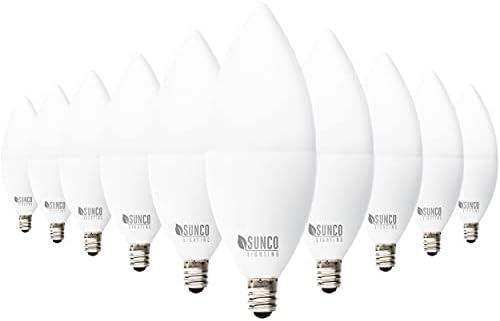 Top 10 Best led bulb e12