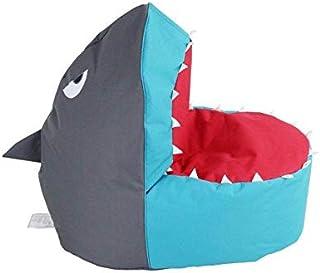 Bagnbean Shark Bean Bag - Multi Color