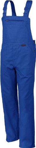 Qualitex Arbeits-Latzhose BW 270 - mehrere Farben 44,Kornblau