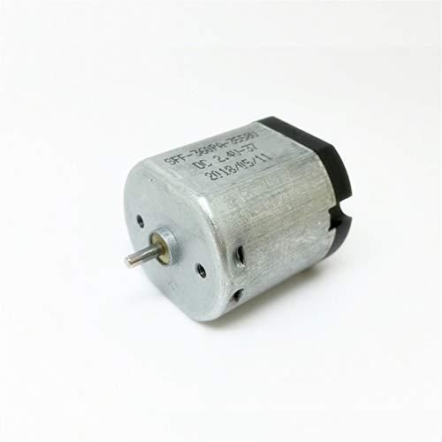 Pangocho Jinchao-Gleichspannungs Motor Micro Mini 360 Flachmotor, 10260 RPM, für Rasierer Elektrische Haarschneider Haarschnitt-Motor Friseur-Werkzeuge