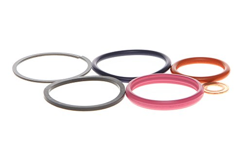 REPLACEMENTKITS.COM - Brand Fits Ford 7.3L T444E Injector O-Ring Kit Replaces Navistar 1833564C92 & XC3Z-9229-AB Set of 8 -