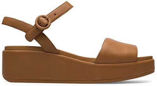 Camper Misia K200564-014 Sandals Women Beige