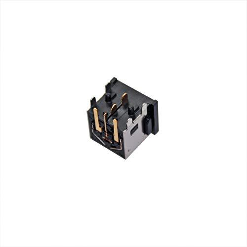 Gintai Conector de enchufe de alimentación CC de repuesto para DELL Alienware...