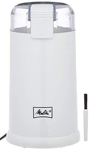 Melitta(メリタ)電動コーヒーミルホワイトECG62-3W