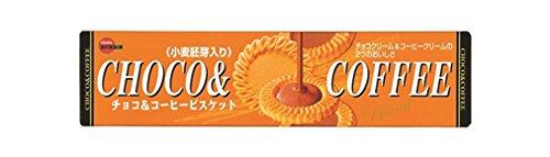 チョコ&コーヒービスケット 12箱