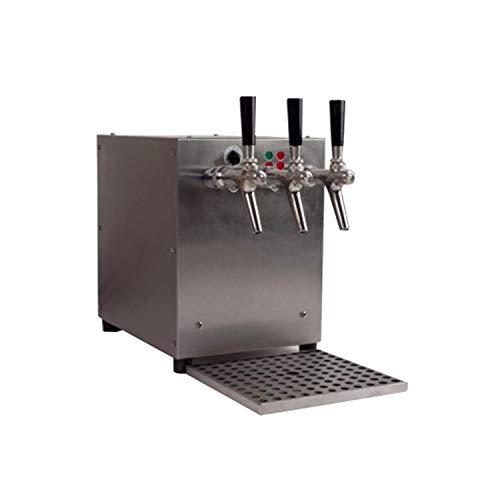 Calentador de Agua instantáneo para Bebidas, 9kW, 3 líneas, de Acero Inoxidable