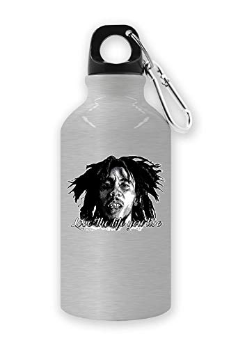 ShutUp Love The Life You Live Bob Marley Tourist waterfles