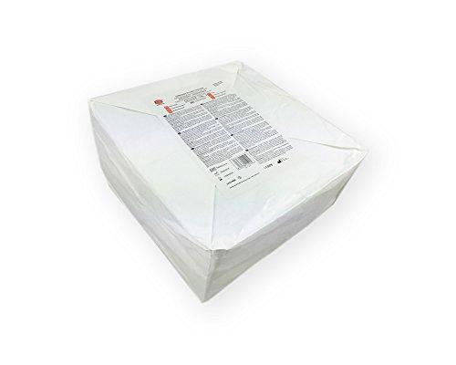 ONFARMA Garza Non sterile da 1kg cm 10x10 garze Non sterili 1 kg