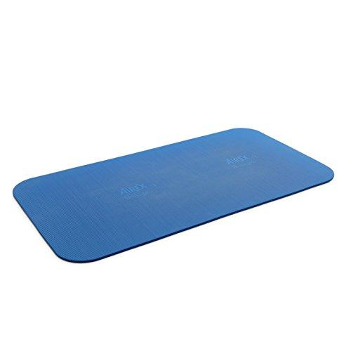 AIREX Corona 185, Gymnastikmatte, blau, ca. 185 x 100 x 1,5 cm