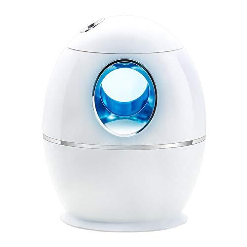 Fenteer Difusor de Aceite Esencial de 800 Ml, Humidificador de Difusor de Aire de Aroma de Fragancia para El Hogar para Dormitorio, Niños, Bebé, Oficina, SPA,