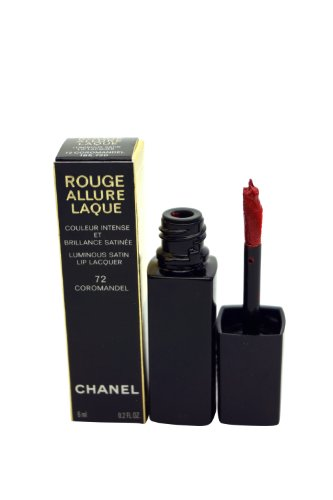 Chanel Rouge Allure Laque Luminous satén Lip Lacquer 72coroma ndel