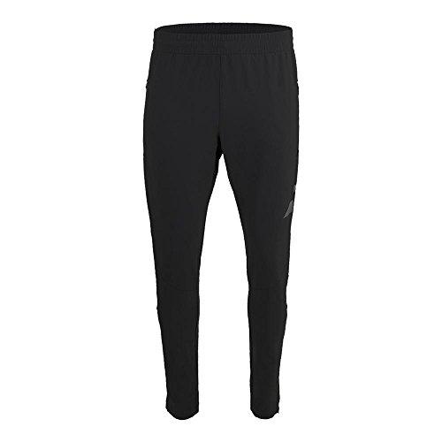 Babolat Performance Pantalones de tenis para hombre Pantalones de paseo Casual Negro, Negro, XL