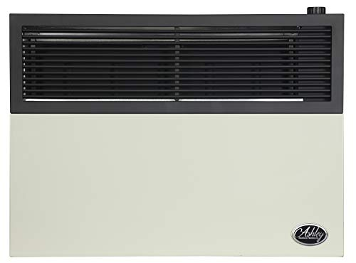 Ashley Hearth Products DVAG17N 17,000 BTU Direct Vent Natural Gas Heater, Cream