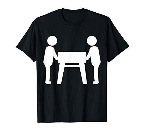 Kicker Tischkicker Tischfußball T-Shirt