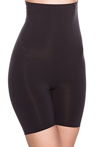 Triumph Sec Skin Sens Sup HW PL (1PC07) Faja moldeadora, Schwarz (BLACK (04) 04), M para Mujer