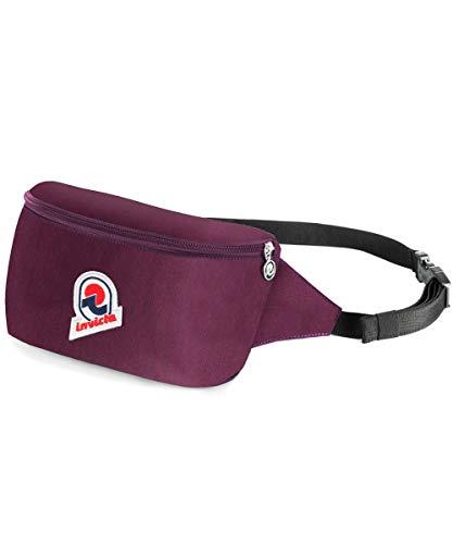 marsupio donna fashion Invicta Waist Bag 25 Solid Marsupio sportivo