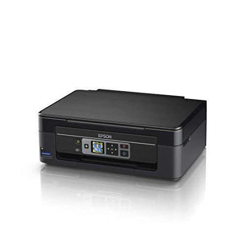 Epson Expression Home XP-352 3-in-1 Tintenstrahl-Multifunktionsgerät Drucker (Scanner, Kopierer, WiFi, 3,7 cm Display, Einzelpatronen, 4 Farben, DIN A4, Amazon Dash Replenishment-fähig) schwarz