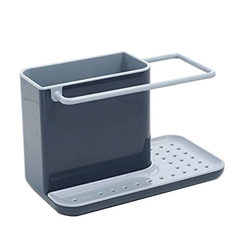 Küchenutensilien Edelstahlgriff Hitzebeständigkeit Küche Storage Racks Küchen Abtropffläche Wasserdichtes Plastikbehälter Badezimmer Organisation Haushalts-Zubehör Küchenutensilien Werkzeuge Kochgesch