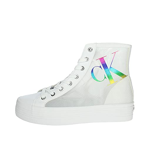 Calvin Klein Jeans YW0YW0068 Sneakers Mujer Blanco 40