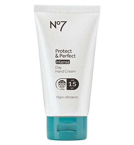 No7 Protect & Perfect Intense Crème mains de jour 75 ml
