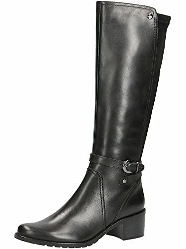 CAPRICE Damen Stiefel 9-9-25520-27 022 schwarz G-Weite Größe: 40 EU