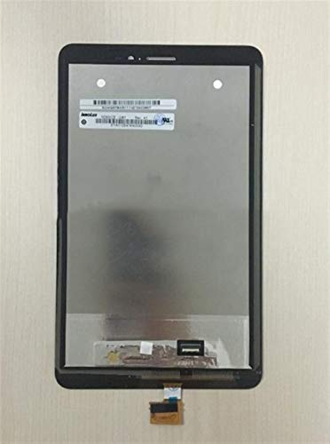 Kit de reemplazo de pantalla 8 '' en forma for Huawei MediaPad T1 8.0 3G S8-701u honor cojín T1 S8-701 digitalizador de pantalla táctil + LCD de visualización del ensamblaje del panel Herramientas + g