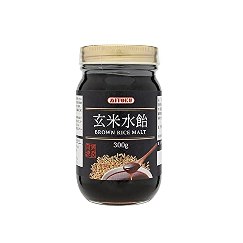 ミトク 玄米水飴 300g ×8セット