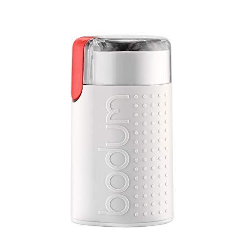 ボダム 電動コーヒーミル 11160-913JP WH