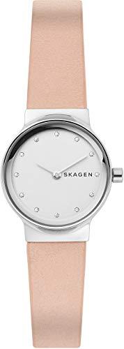 [スカーゲン]腕時計FREJASKW2770レディース正規輸入品ピンク