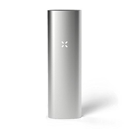 PAX 2 - Vaporizador Portátil Premium - Hierba Seca Vape Pen - Nuevo Modelo - Brushed Platinum