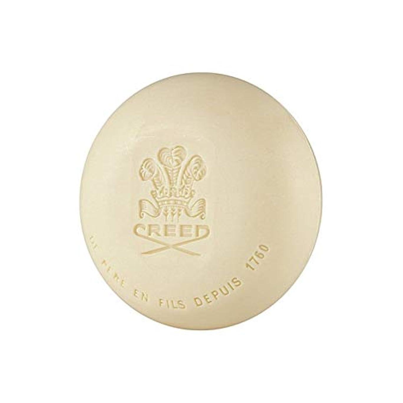 窒息させる意図的散る[Creed ] 信条元サンタル石鹸150グラム - Creed Original Santal Soap 150G [並行輸入品]