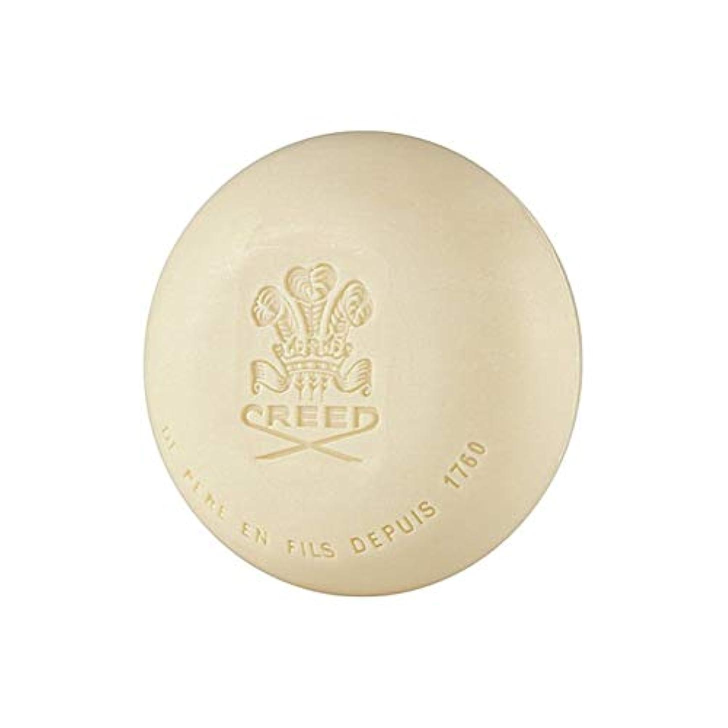 圧力処方レイアウト[Creed ] 信条元サンタル石鹸150グラム - Creed Original Santal Soap 150G [並行輸入品]