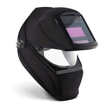 Compatible with Miller 260938 Classic Series VSi Auto Darkening Welding Helmet Black