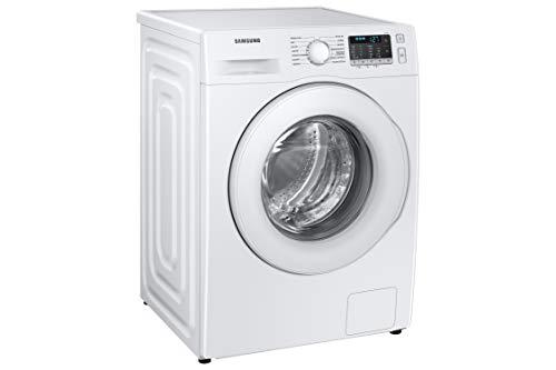 Samsung Elettrodomestici WW80TA046TT/ET - Lavadora de 8 kg, Crystal Clean, 1400 rpm, color blanco