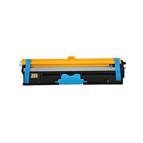 Compatible con Epson C2600 Cartucho De Tóner Reemplazable De Alto Rendimiento para El Cartucho De Tinta C2600 S050226 27 28 29 Color Láser Todo En Uno Impresora,Azul