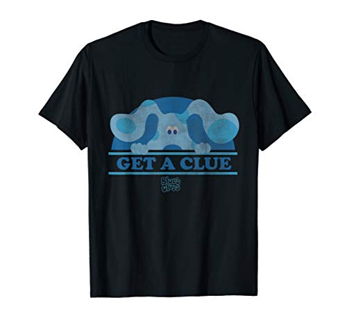 Blues Clues Get A Clue T-Shirt