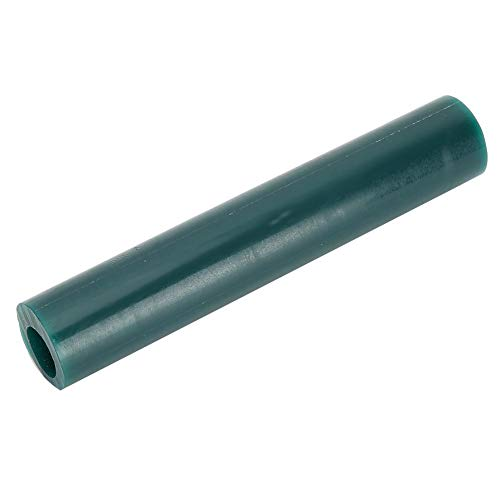 Schmuckringherstellung Schmuckringmuster Gravurrohr, Ringform Wachsrohr, Grün für Schmuckhersteller,(Men's Green Wax Tube)